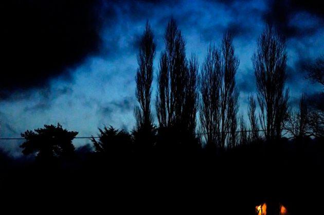 Daybreak, Upper Godney