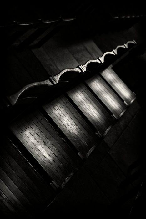 Seats of the faithful