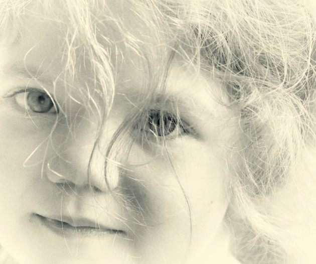Portrait of a young friend 2