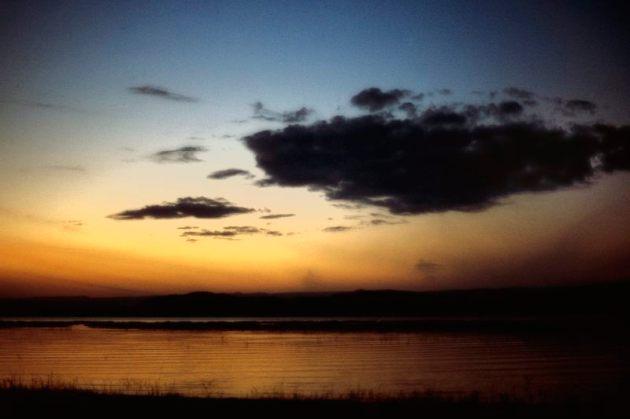 Dawn at Baringo