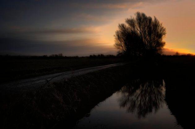 Tadham Moor sunrise