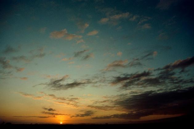 Unknown sunrise